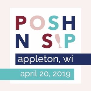 Appleton, Wisconsin - Posh N Sip! Join Us!